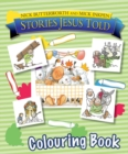 Stories Jesus Told Colouring Book - Book