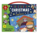 Christmas Floor Puzzle: The Story of Christmas (28 Pieces) - Book
