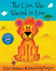 The Lion Who Wanted To Love - Book