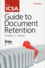 The ICSA Guide to Document Retention - Book