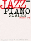 Jazz Piano Scales, Grades 1-5 - Book