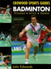 Badminton : Technique, Tactics, Training - Book