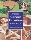 Making Garden Furniture from Wood - Book