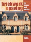 Brickwork and Paving - Book