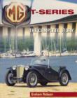 MG T-Series : The Complete Story - Book