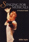 Singing for Musicals - Book