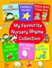 My Favourite Nursery Rhyme Collection : A Box of 6 Delightful Books of Verse - Book