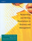 Researching and Writing Dissertations in Business and Management - Book