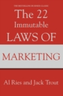 The 22 Immutable Laws Of Marketing - Book