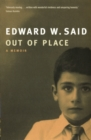 Out Of Place : A Memoir - Book