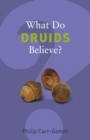 What Do Druids Believe? - Book