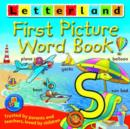 First Picture Word Book - Book