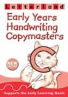 Early Years Handwriting Copymasters - Book