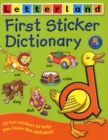 First Sticker Dictionary - Book