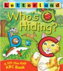 Who's Hiding ABC Flap Book - Book