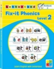 Fix-it Phonics : Learn English with Letterland Workbook 2 Level 2 - Book