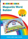 Magnetic Word Builder - Book
