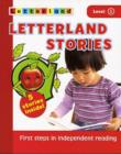 Letterland Stories : Level 1 - Book