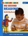 My Second Reading Activity Book : Learn to Read Whole Words - Book
