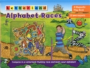 Alphabet Races : A Magnetic Play Book - Book
