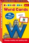 Word Cards : Mini Vocabulary Cards - Book