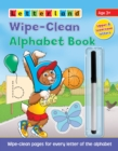 Wipe-Clean Alphabet Book - Book