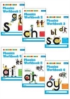 Phonics Workbooks (1-6) - Book