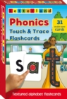 Phonics Touch & Trace Flashcards - Book
