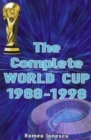 COMPLETE WORLD CUP 1988-1998 - Book