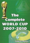 The Complete World Cup 2007-2010 - Book