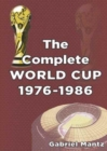 The Complete World Cup 1976-1986 - Book