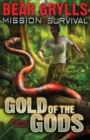 Mission Survival 1: Gold of the Gods - Book