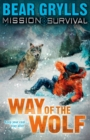 Mission Survival 2: Way of the Wolf - Book