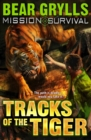 Mission Survival 4: Tracks of the Tiger - Book