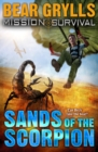 Mission Survival 3: Sands of the Scorpion - Book
