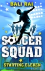 Soccer Squad: Starting Eleven - Book