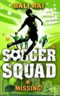Soccer Squad: Missing! - Book