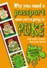 Why You Need a Passport When You're Going to Puke - Book