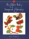 Complete Book of Stumpwork Embroidery - Book