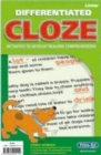 Differentiated Cloze : Activities to Develop Reading Comprehension Middle - Book