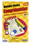 Multiple Choice Comprehension : Understanding Text Through Word Study and Comprehension Lower - Book