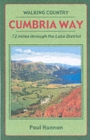 Cumbria Way : 72 Miles Through the Lake District - Book