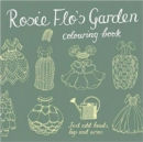 Rosie Flo's Garden Colouring Book - green - Book