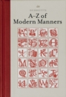A-Z of Modern Manners - Book