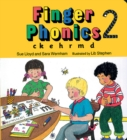 Finger Phonics book 2 : in Precursive Letters (British English edition) - Book