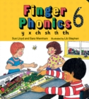 Finger Phonics book 6 : in Precursive Letters (British English edition) - Book