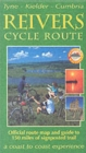 The Reivers Cycle Route : Tyne-Kielder-Cumbria - Book