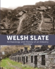Welsh Slate: Archaeology and History of an Industry - Book