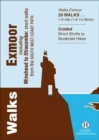 Walks Exmoor : Including Minehead to Ilfracombe: Short Walks from the South West Coast Path - Book