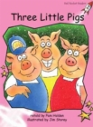 Red Rocket Readers : Pre-Reading Fiction Set B: Three Little Pigs - Book